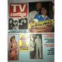 Revista Tv Contigo , Roberto Carlos , xuxa E Marília Pêra