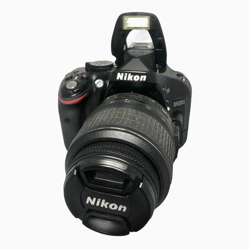 Câmera Nikon D5200 C 18:55 35.200 Cliques Seminova