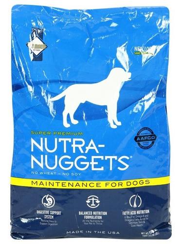 Concentrado Nutra Nuggets 15 Kg