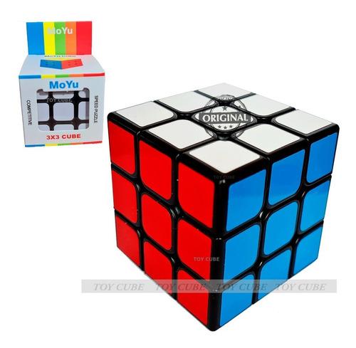 Cubo Mágico Mf3 Moyu Profissional Original- Speed Cube
