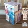 Box A Seleção Coleção 6 Livros Kiera Cass (c/ Nf E Garantia)