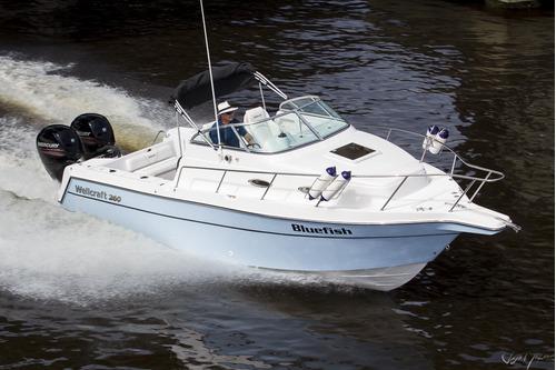 Wellcraft Dumar 275wa (zero)popa Ñ Fishing, Victory,fly Fish