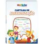 Livro Cartilha De Alfabetização Escolinha Didático Todolivro