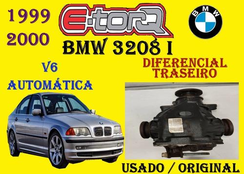 Diferencial Traseiro Bmw 328i V6 Automática 99/00 Original