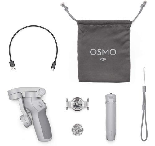 Estabilizador Dji Osmo4 Mobile Combo Magnético