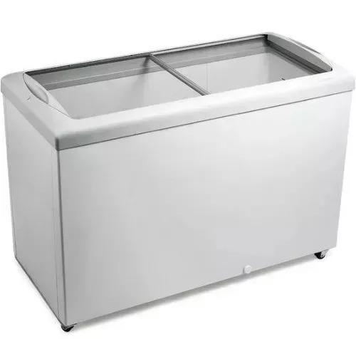 Freezer Horizontal Expositor Metalfrio 389 Litros