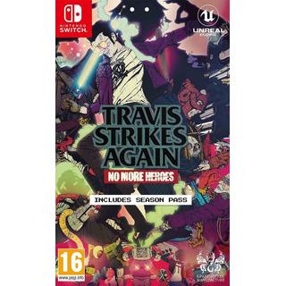 Travis Strikes Again No More Heroes Nintendo Switch Fisico