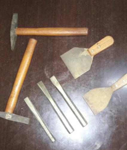 Espatulas De Bronce Antichispa Norma Pdvsa Somos Fabricantes
