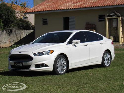 Ford Fusion Fwd Gtdi Titanium Impecavel