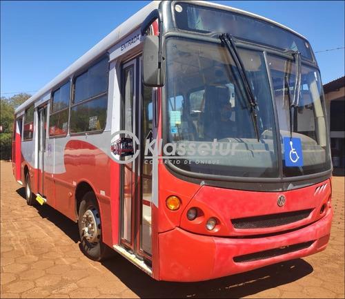 Onibus Comil Svelto Midi Vw 15190 25 Lug(cod.218) 2007-2008