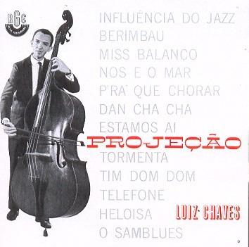 Cd Luiz Chaves - Projecao Original