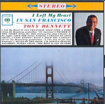 Cd Tony Bennett - I Left My Heart In San Francisco Original