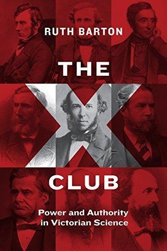 El X Club De Poder Y Autoridad En La Ciencia Victoriana