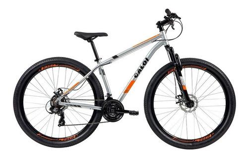 Bicicleta Mtb Caloi Two Niner Alloy Aro 29 - Shimano - 17''