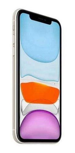 iPhone 11 Branco, Com Tela De 6,1 , 4g, 64 Gb - Mhdc3br/a