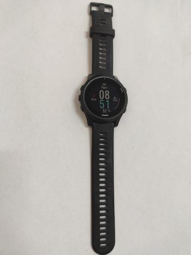 Relógio Gps Garmin Forerunner 945 Music Preto + 4 Pulseiras