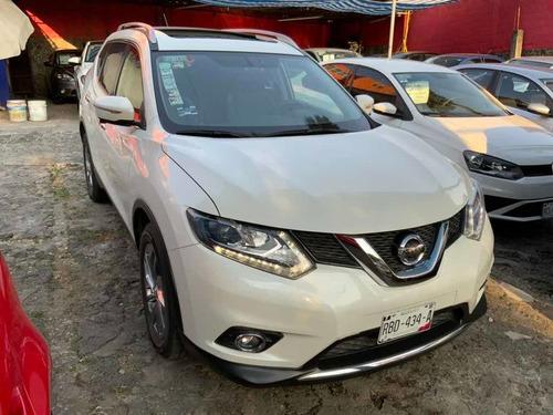 Nissan X-trail 2.5 Exclusive 3 Row Cvt 2017