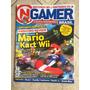 Revista Nintendo Gamer 10 Mario Kart Wii Sonic Chronicl I843