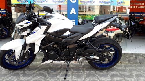Suzuki Gsx-s750az 2020 Branca Impecável