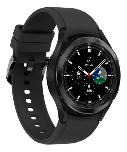 Galaxy Watch4 Classic Samsung Bt 42mm 16gb 1,5gb Ram - Preto