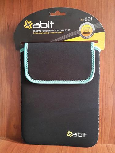 Forro Para Tablet Y Laptop De 10 Pulgadas De Neopreno