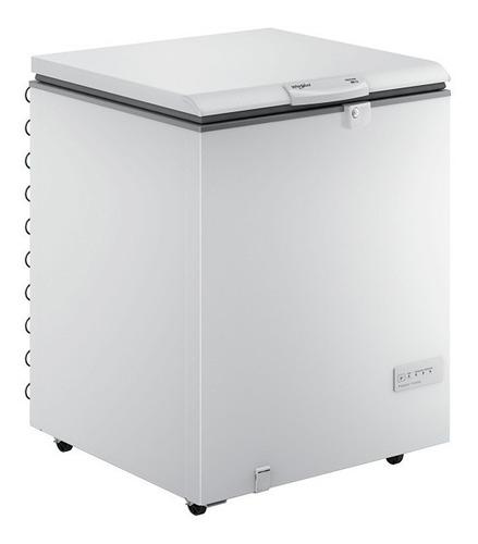 Freezer Whirlpool Horizontal Wha22d1 220 Litros.
