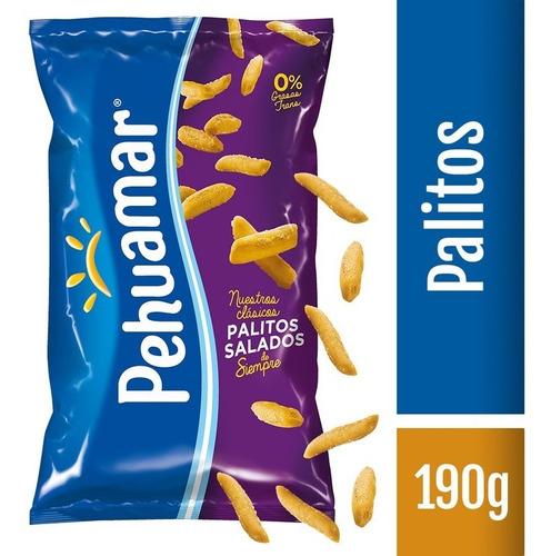 Pehuamar Palisal 190g Palitos Snacks