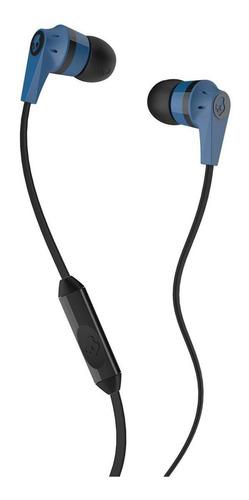 Audífonos In-ear Skullcandy Ink'd 2 Azul Y Negro