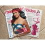 Revista Manequim 550 Juliana Knust Vestido Longo M436