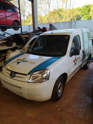 Peugeot Partner Furg 1.6 16v Manual - Sucata