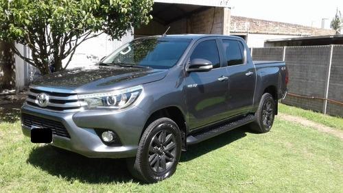 Toyota Hilux 2.8 Cd Srx 177cv 4x4 Automatica La Mas Full