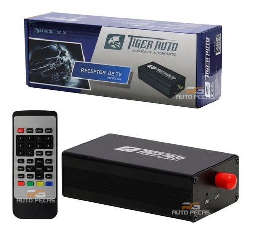 Receptor De Tv Digital Para Carros 12v Rca 1 Seg Isdb t