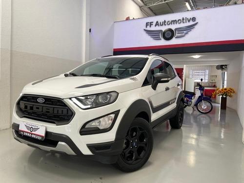 Ford Ecosport  Storm  Impecável