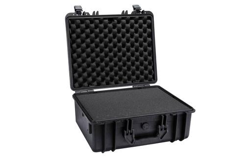 Case Rígido Com Espuma Modeladora 44x34x18cm