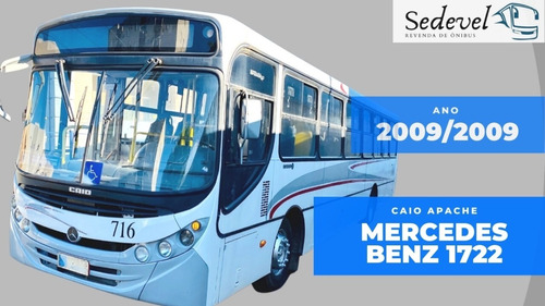 Onibus Mercedes 2009