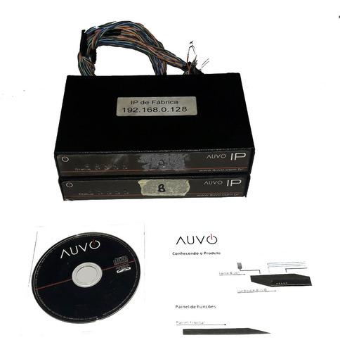 Gravador Telefônico De 04 Canais Por Rede Ethernet