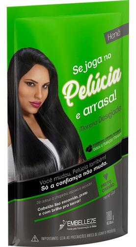 Henê Pelúcia Morena Desejada Pouch