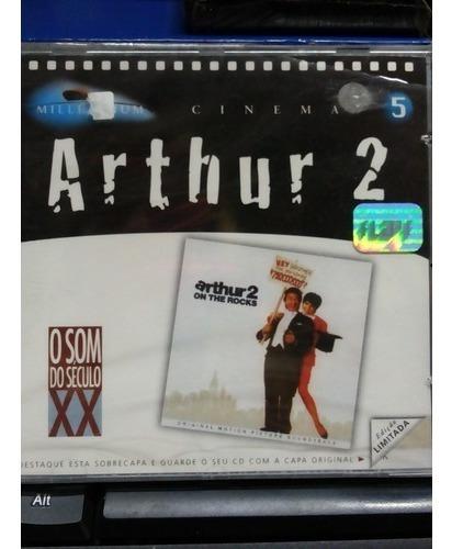 Cd Arthur 2 On The Rocks Soundtrack Chris De Burgh Kylie Min