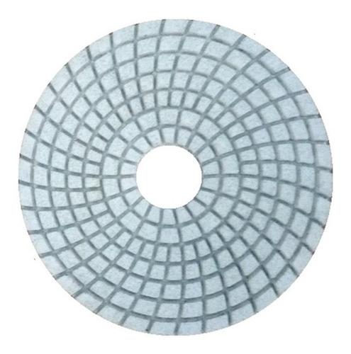 Lixa Diamantada Úmido 4 Pol. Marmoraria Porcelanato Unidade