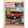 Revista Motor Show 375 Volvo Xc60 Land Rouver Nissan 293d