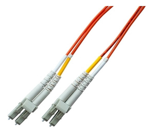 Fibra Optica Lc/lc 5,0mts Duplex Multimodo Ibm J14853 50/125