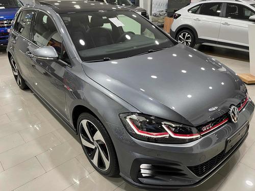 Volkswagen Golf 2021 2.0 Gti Tsi App Connect + Cuero