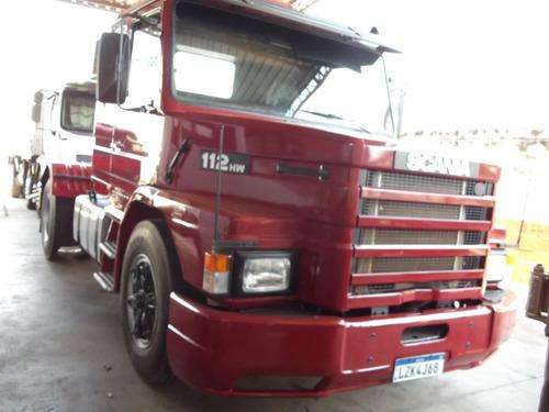 Scania T112 Hw Ano 1991