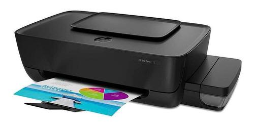Impresora A Color Hp Ink Tank 115 220v Negra
