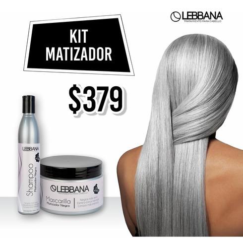 Kit Matizador Negro (promoción)