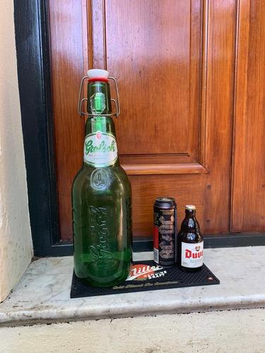 Botella De Vidrio Grolsch