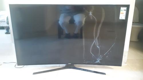 Tv Samsung 55  Pantalla Rota, Sin Uso