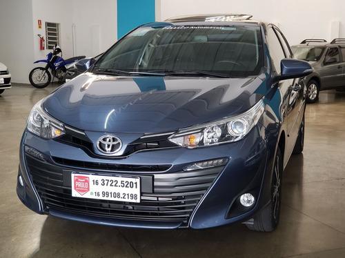 Toyota Yaris 1.5 16v Sedan Xls Connect Multidrive 2021