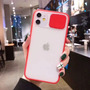 Slide Camera Protection Cases iPhone 12 11 Pro Max X Xr Xs M