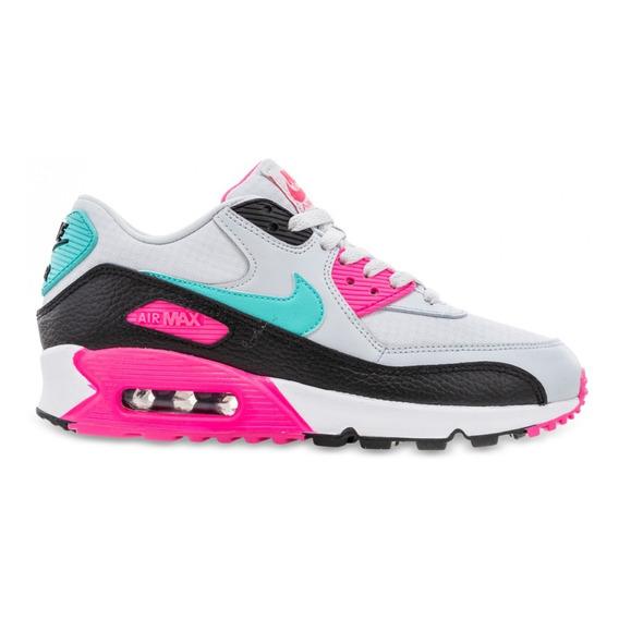 Nike Air Max 90 Essential Mujer Zapatillas 100% Originales Cod 0025